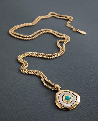 "Long ""Adva"" Necklace"